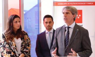 Garrido inaugura en Daganzo un nuevo punto municipal del Observatorio de Violencia de Género