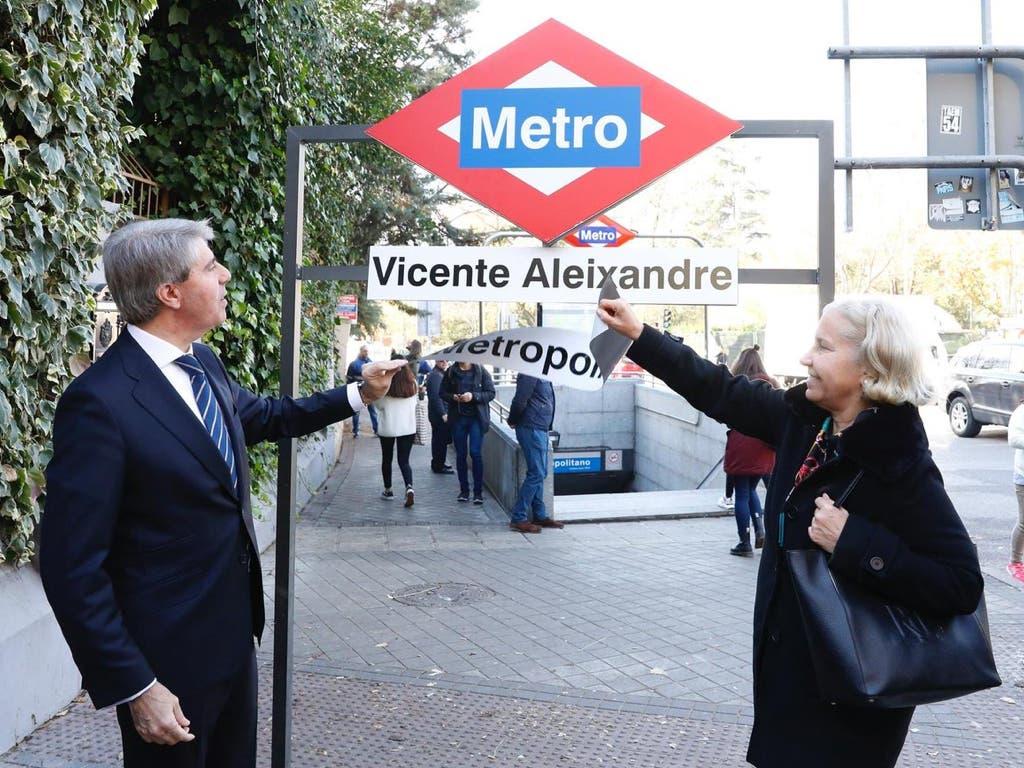 Las estaciones de Metro de Atocha y Metropolitano cambian de nombre