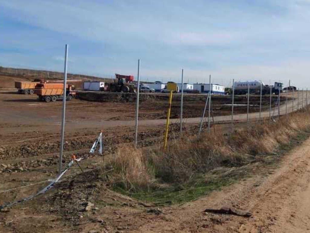 La planta de residuos de Loeches estará operativa en junio de 2020