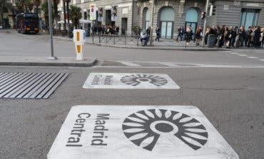 El 15 de marzo comienzan las multas por acceder a Madrid Central