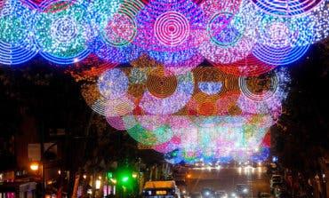 Madrid enciende el viernes sus luces de Navidad con nuevos diseños en Gran Vía