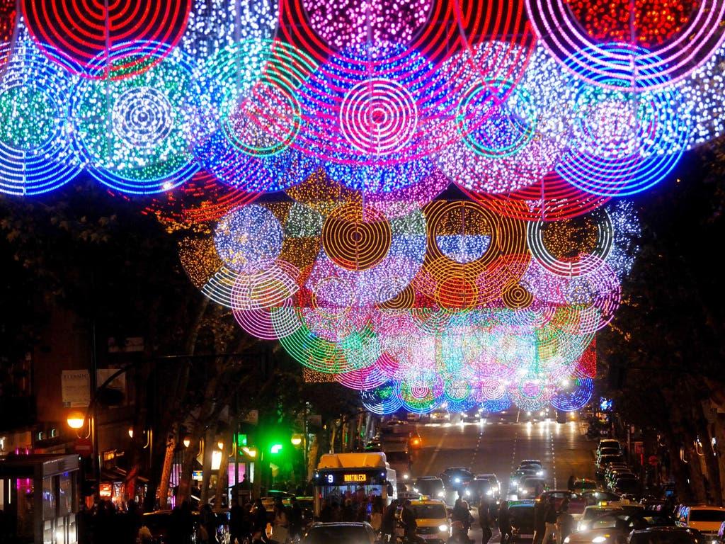 Así serán las Navidades en Madrid: las luces se encenderán a finales de noviembre