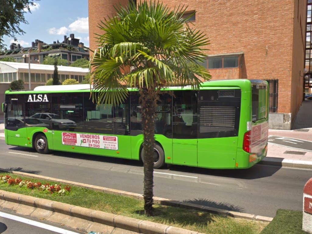 Torrejón estrena este jueves nueva línea circular de autobús