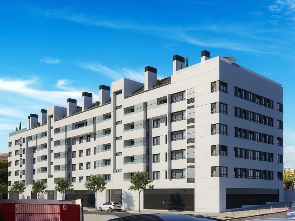 El edificio Paladium de Coslada será demolido y convertido en viviendas de lujo