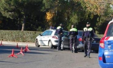 Detenido en Guadalajara un conductor ebrio tras meterse en elrecorrido de una prueba deportiva