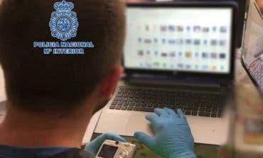 Un menor madrileño, entre los 33 detenidos en una operación contra la pornografía infantil