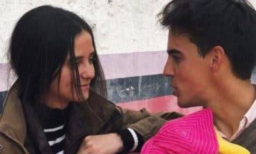 Un beso confirma el romance entre Victoria Federica y el torrejonero Gonzalo Caballero