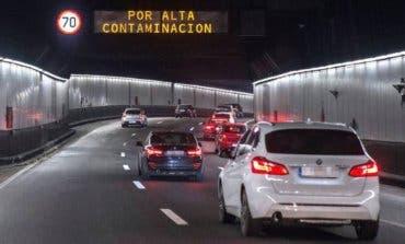 Madrid activa de nuevo el protocolo de contaminación