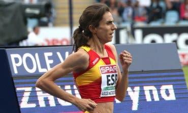 La atleta de Torrejón, Nuria Fernández, se retira