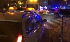Herida una mujer tras ser atropellada en Coslada
