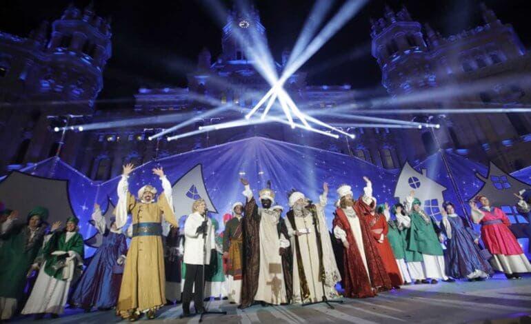 Importantes novedades en la Cabalgata de Reyes de Madrid