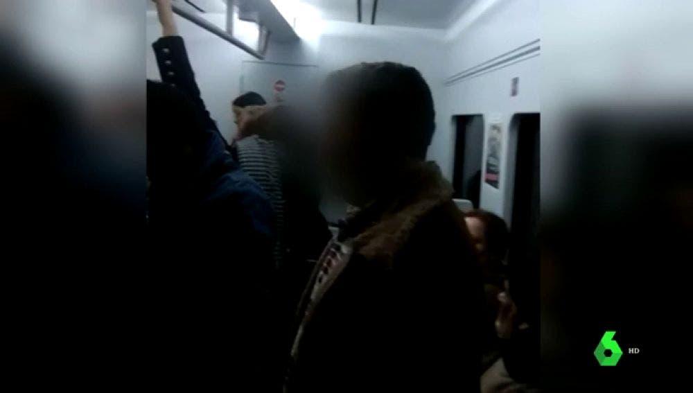 Nuevo episodio racista en Cercanías: «Estamos en España, no en tu país»