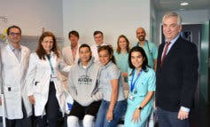 El Hospital de Torrejón salva la vida a un menor de República Dominicana