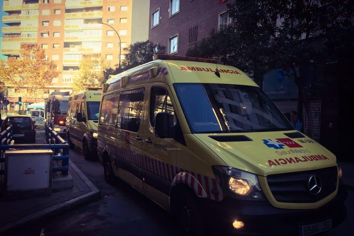 Muere un hombre de 46 años al caer desde la azotea de un edificio en Madrid