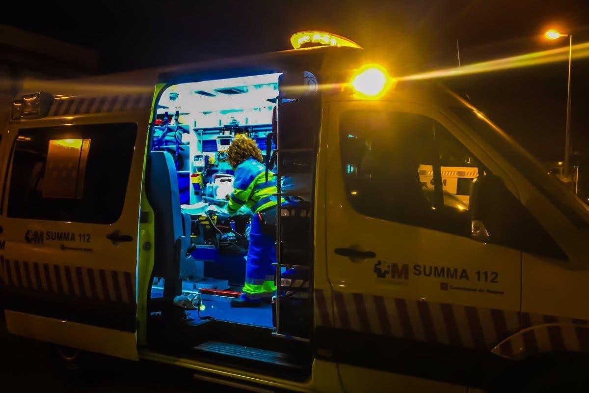 Herido grave un hombre de 35 años tras ser atropellado por un turismo
