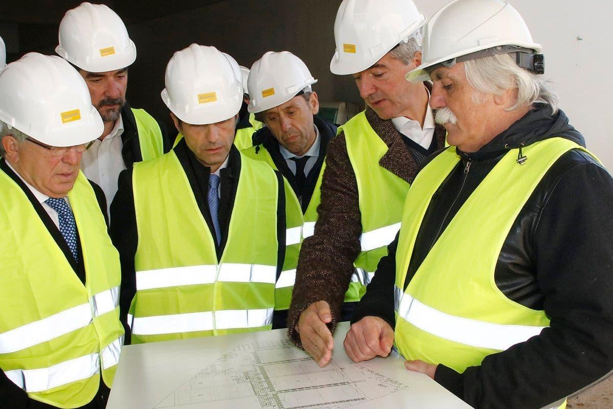 La ciudad deportiva del Atlético en Alcalá de Henares estará finalizada en mayo