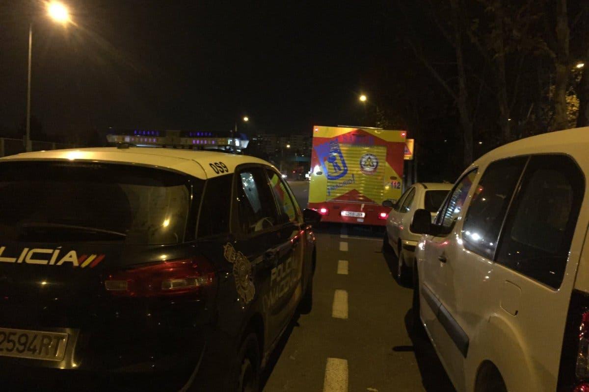 Herido grave un joven de 19 años tras ser apuñalado en Madrid