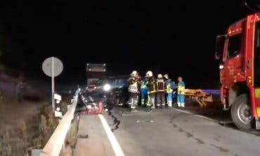Accidente mortal en la M-203, San Fernando de Henares
