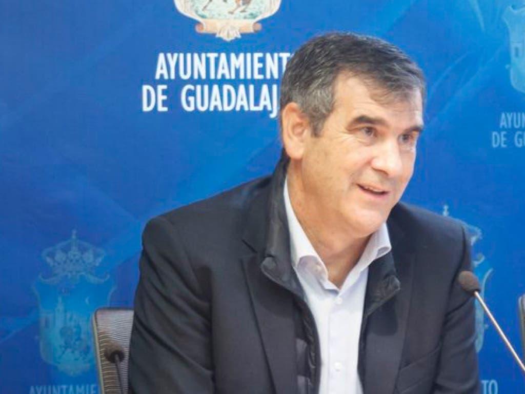 El alcalde de Guadalajara se presentará a la reelección en 2019