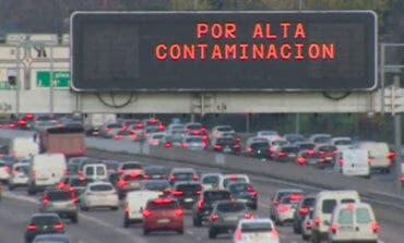 Madrid activa para este miércoles el protocolo de contaminación