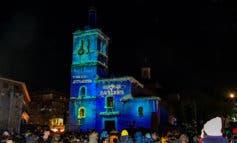 El nuevo vídeo mapping de las Mágicas Navidades de Torrejón de Ardoz