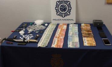 Veinte detenidos y seis narcopisos desmantelados en Madrid