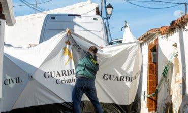 Hallan restos de sangre en la casa del asesino de Laura Luelmo