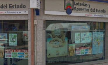 Roban 400.000 euros en una administración que vendió El Gordo