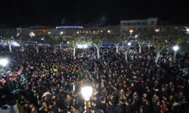 Coslada, Alcalá y Torrejón se adelantan a las Campanadas