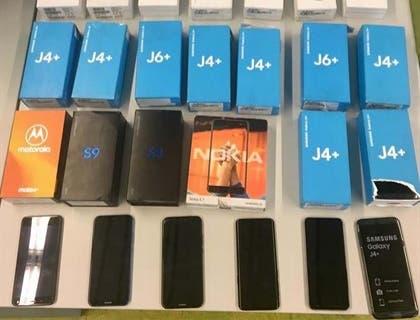 Detenido por robar los teléfonos de MediaMarkt que transportaba