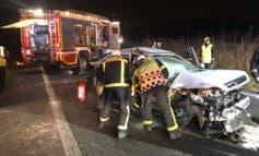 Un muerto y un herido en un accidente en Alcalá de Henares
