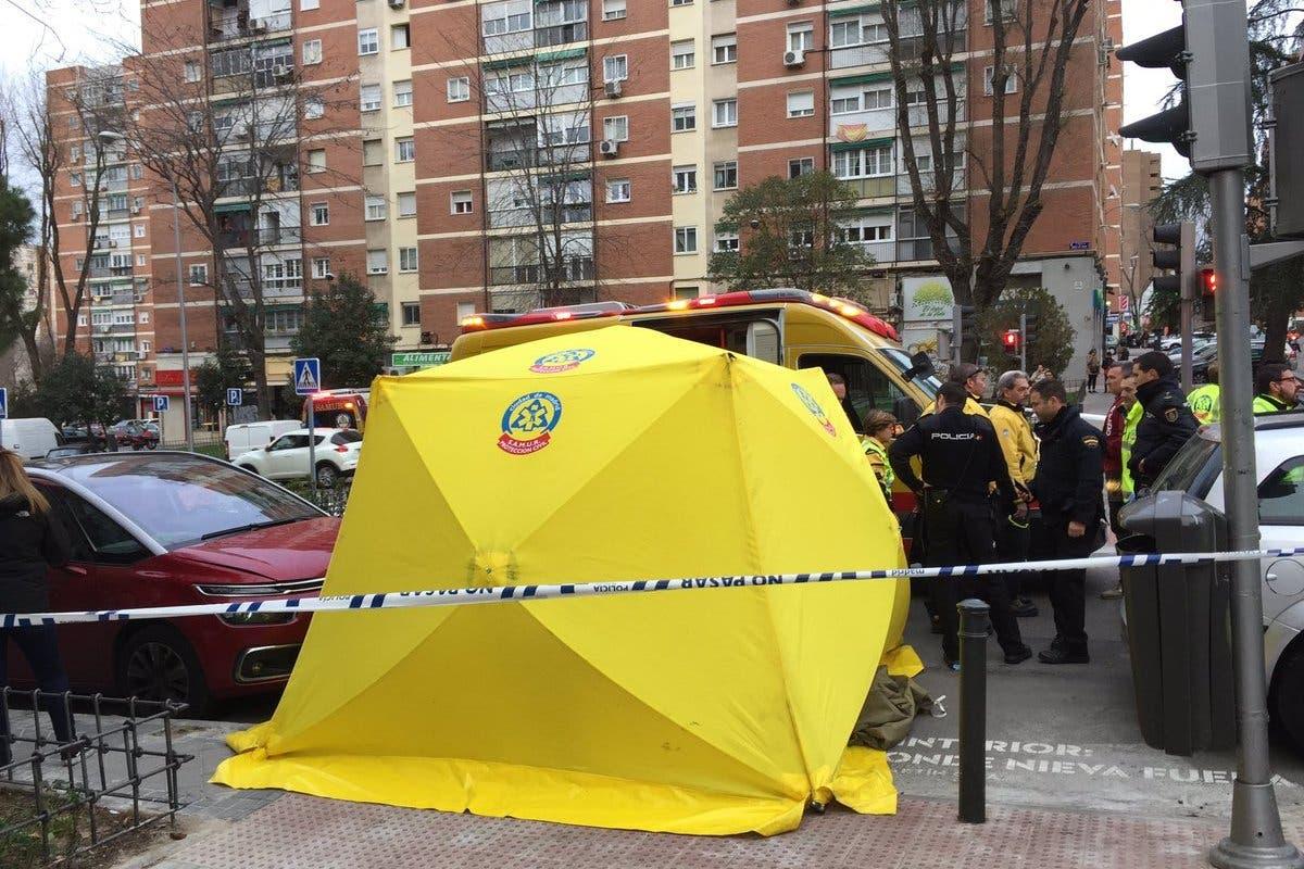 Muere un hombre en Madrid arrollado por un coche sin conductor