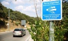 Controles de velocidad en las calles de Arganda del Rey
