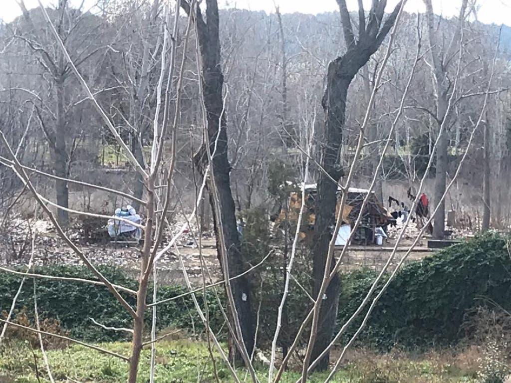Denuncian un nuevo asentamiento chabolista en Alcalá de Henares