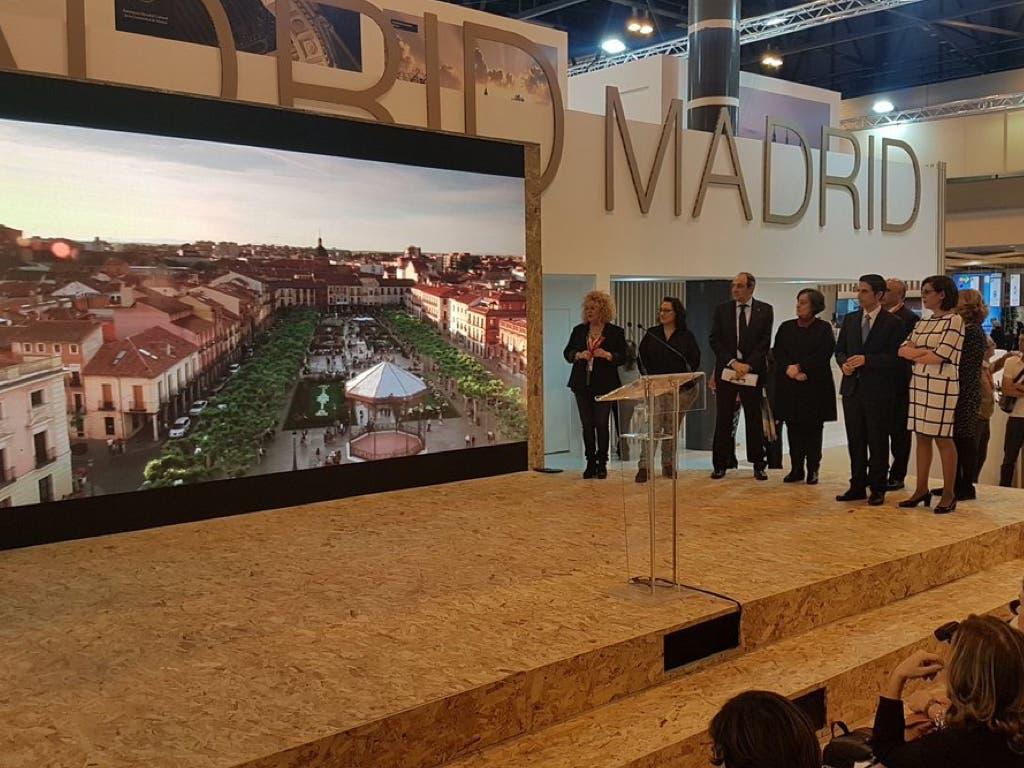 Alcalá de Henares recibió 800.000 visitas turísticas en 2018
