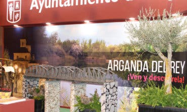Alcalá, Arganda y Guadalajara se exhiben en FITUR