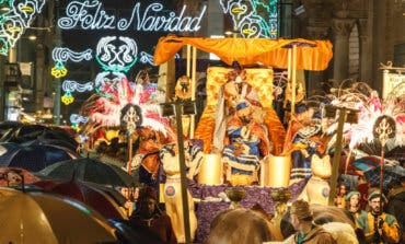 Una Cabalgata repleta de animales en Guadalajara, que contará con un elefante