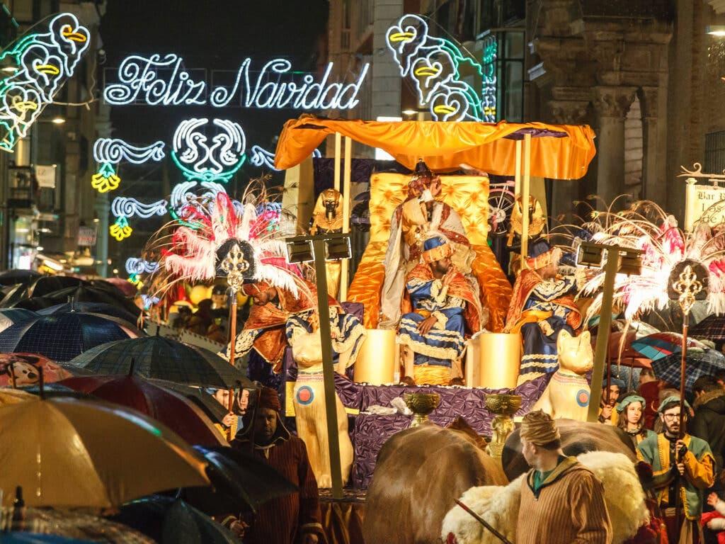 Más de 350 figurantes y 100 animales en la Cabalgata de Reyes de Guadalajara