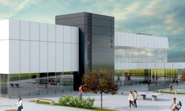 Comienza la construcción de la gran Ciudad Deportiva de Torrejón