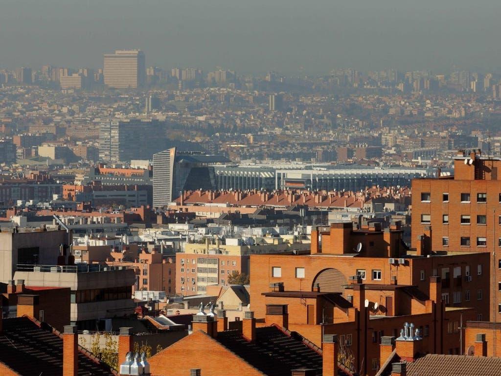 Madrid activa este miércoles el escenario 2 por contaminación
