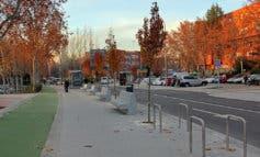 El barrio Covibar de Rivas estrena nueva imagen