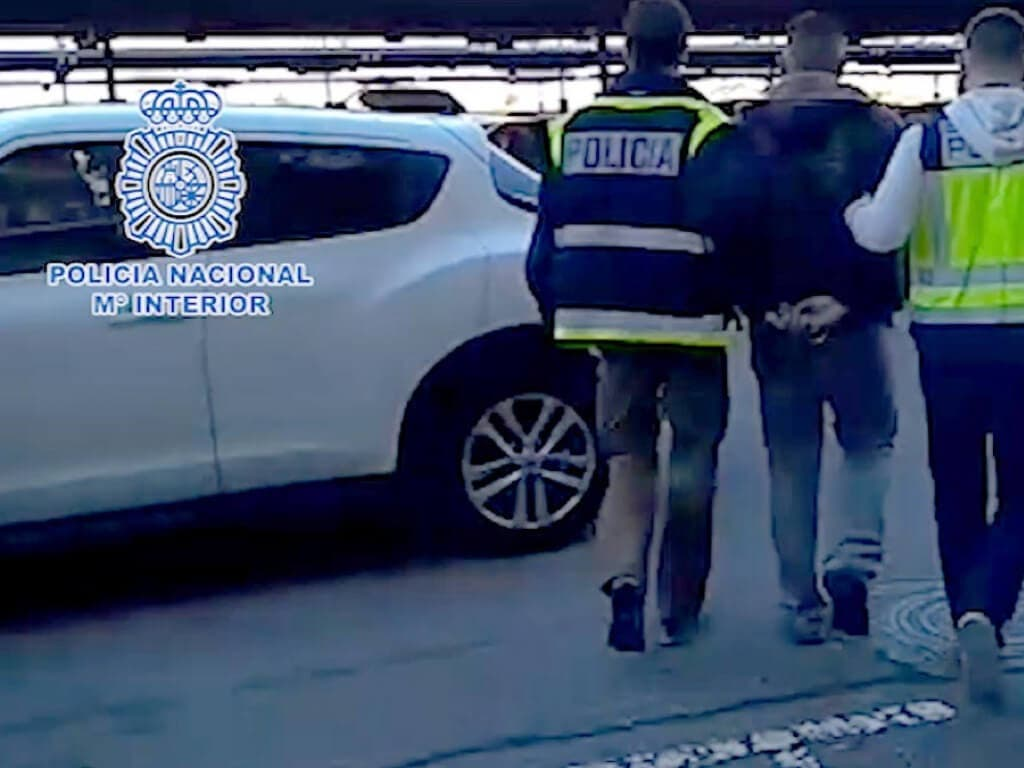 Detenido en Madrid por una violación cometida hace 15 años