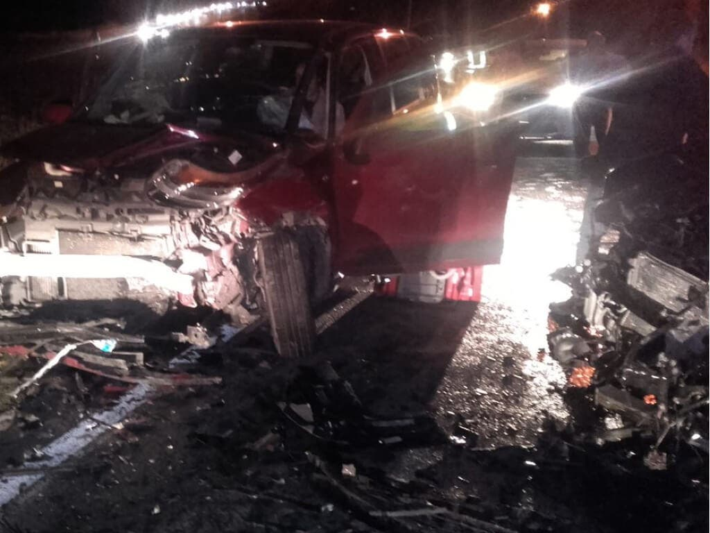 Tres mujeres heridas en un accidente de tráfico en El Casar