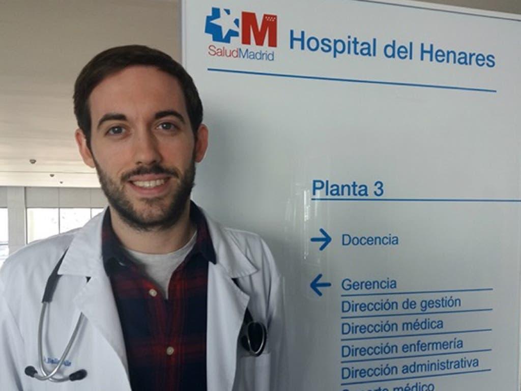 Un MIR del Hospital del Henares, Primer Premio Nacional Fin de Carrera