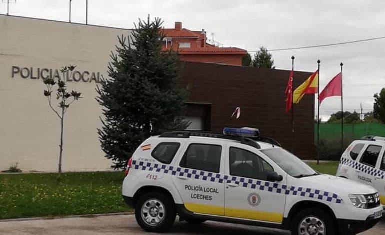 Detienen a un exhibicionista en Loeches tras una persecución a pie