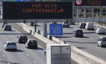 Madrid activa el protocolo anticontaminación: velocidad máxima de 70 km/h en M-30 y accesos