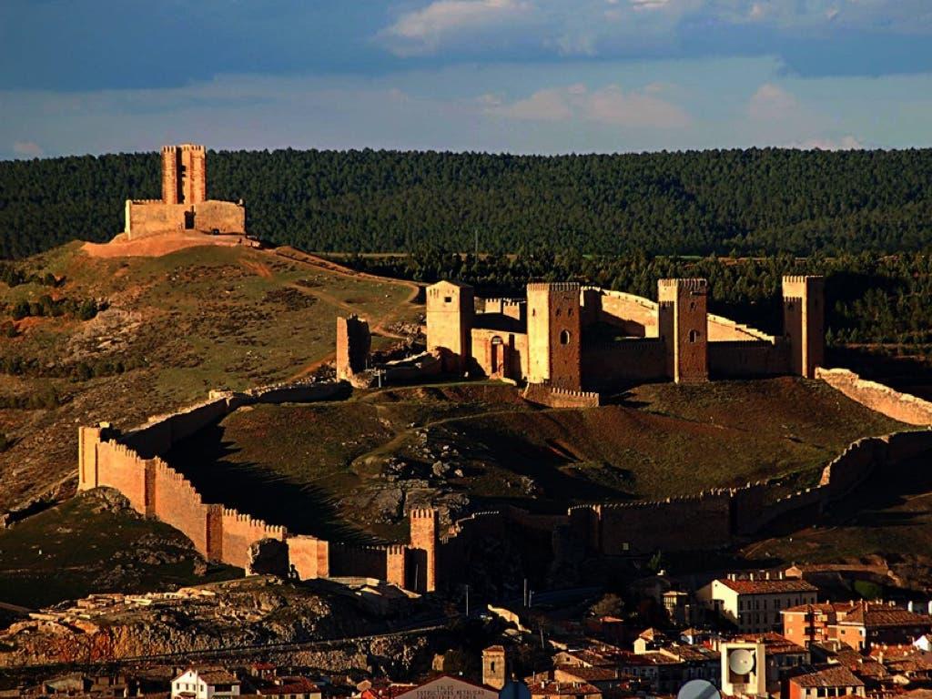 Molina de Aragón (Guadalajara) marca la temperatura más fría de España