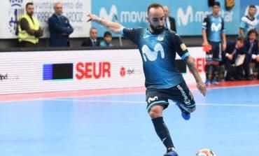 Movistar Inter arrasa en los UMBRO Futsal Awards