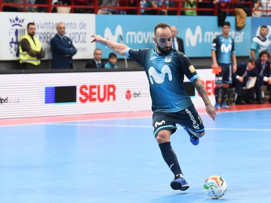 Movistar Inter arrasa en los UMBRO Futsal Awards