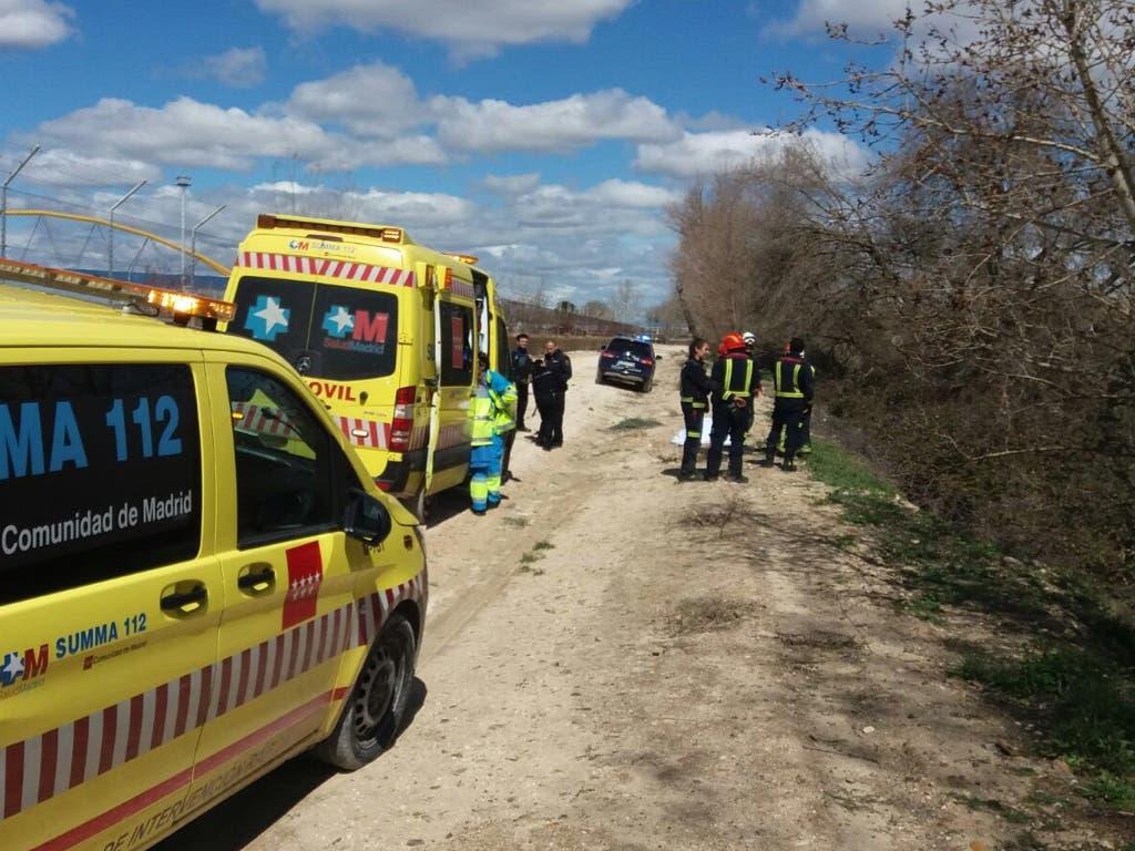 Tres personas murieron ahogadas en el Corredor del Henares en 2018